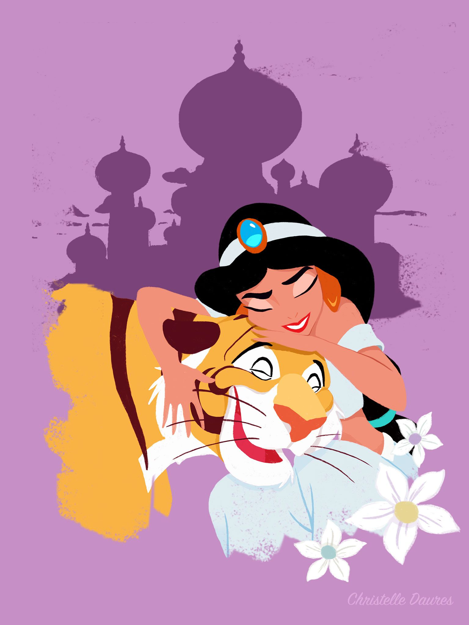 Fonds d'écran Disney Aladdin - Crecre | Disney mignon, Art disney et Art aladdin
