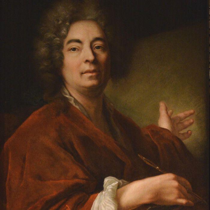 Painting on canvas, Nicolas de l'Argillierre,tableau XVIII century