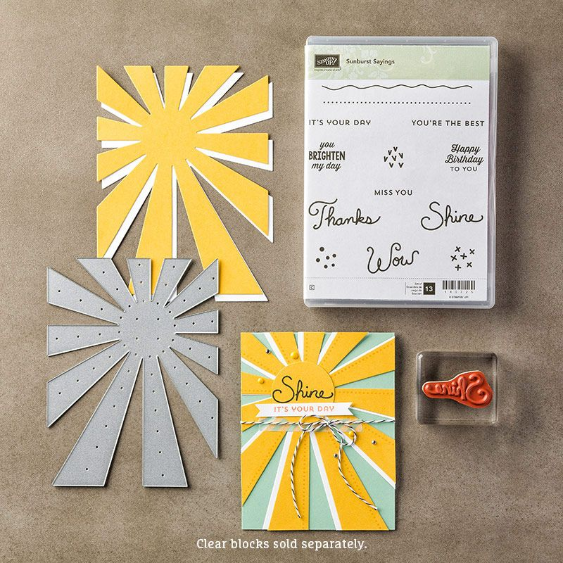 You Brighten My Day for FabFri84 #stampin#39;up!cards