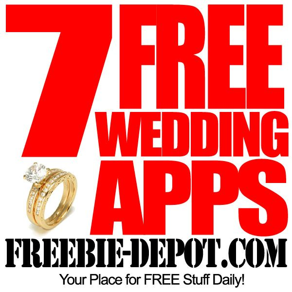 Free wedding stuff 7 free wedding apps free wedding stuff free wedding stuff 7 free wedding apps junglespirit Image collections