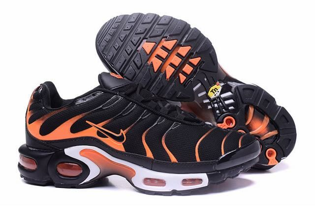 chaussure nike tn orange