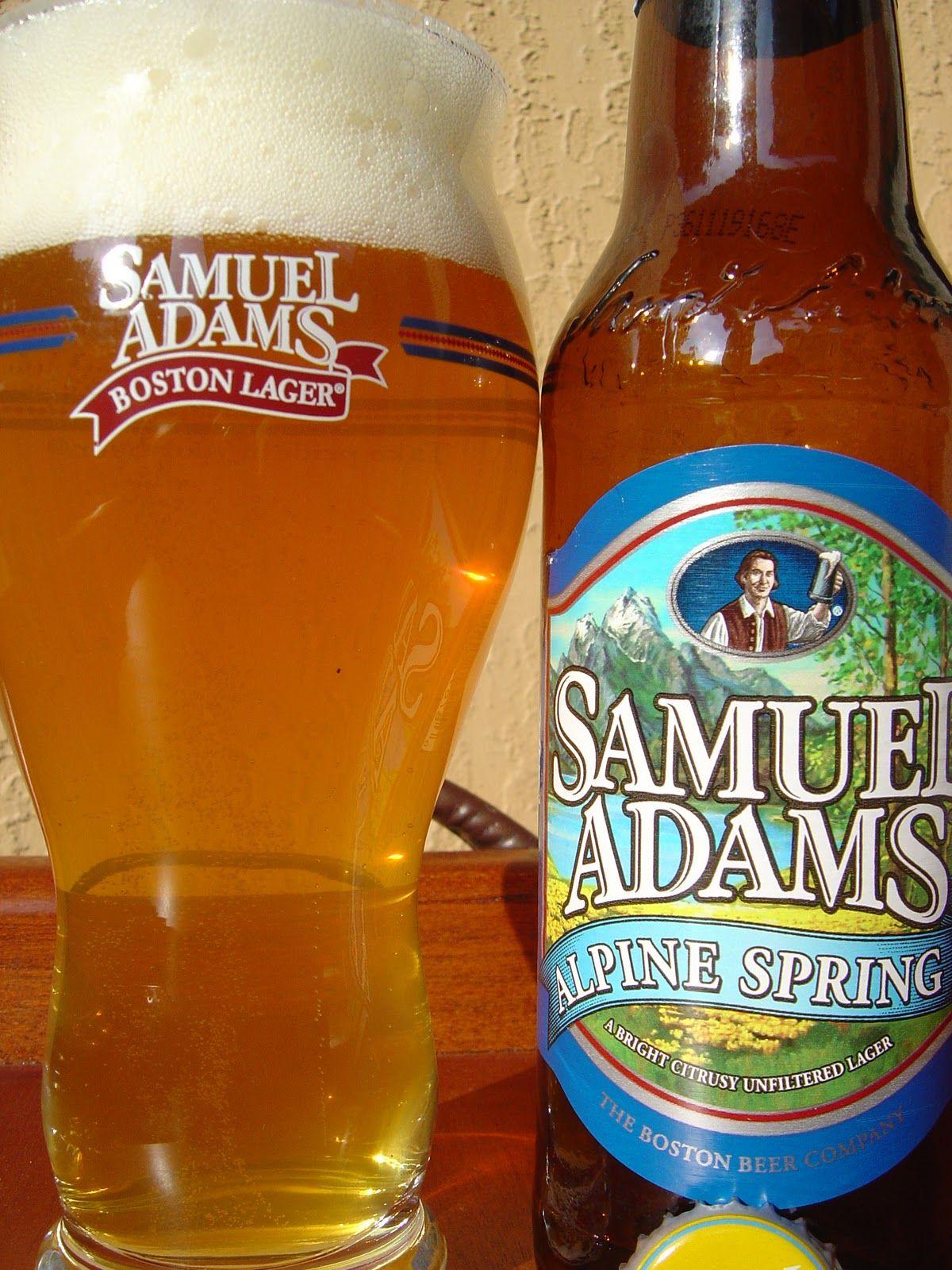 Samuel Adams Alpine Spring Apparently The Boston Beer Company Is