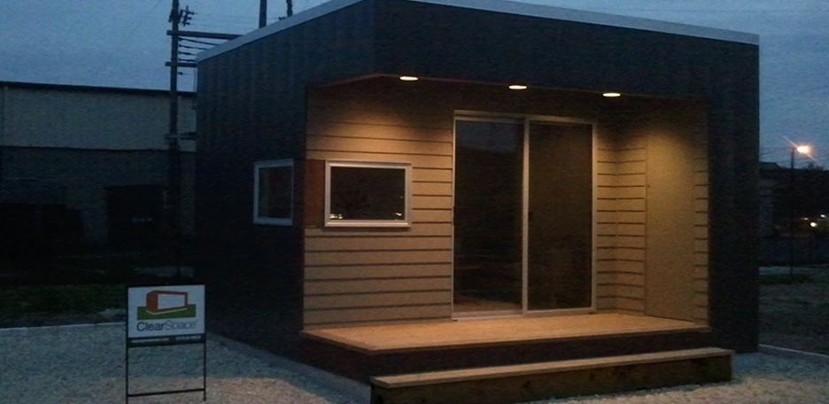 ClearSpace - Austin TX Modern Prefab Home Builders