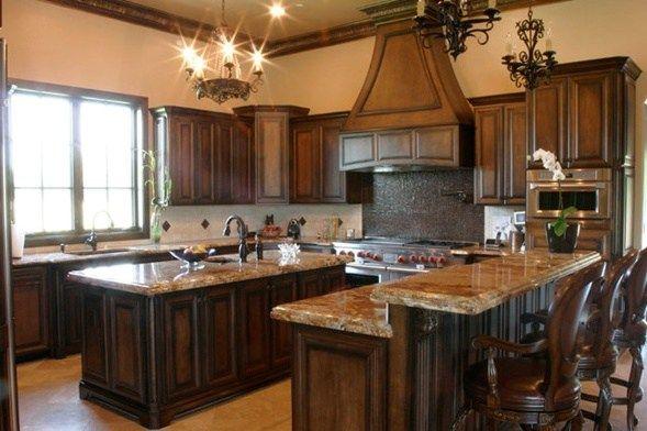 mueble de cocina rústica | Cocinas | Pinterest | Muebles de cocina ...