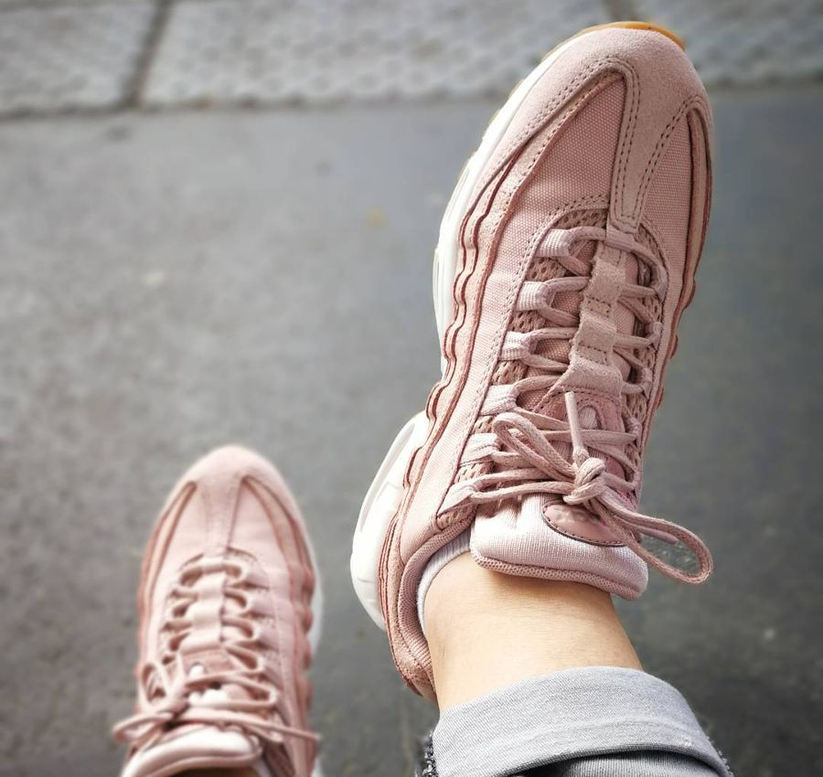 info for e99e6 366c6 Nike Air Max 95 Oxford Pink -  marionpocasneakers https   twitter.com