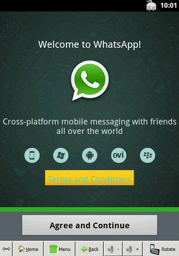 Install WhatsApp On Desktop Or PC Computer Easily