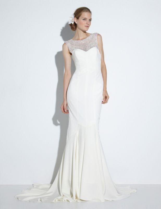 Junebug\'s Wedding Dress Gallery: Nicole Miller Wedding Dresses from ...