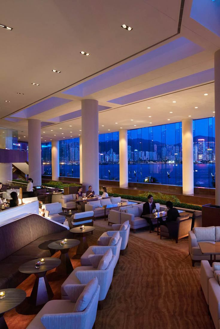 Intercontinental Hong Kong, China is the FHRNews #luxury #hoteloftheday for Monday, November 2.