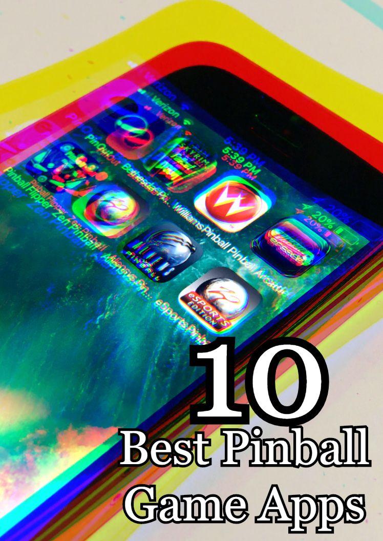 free pinball games to play