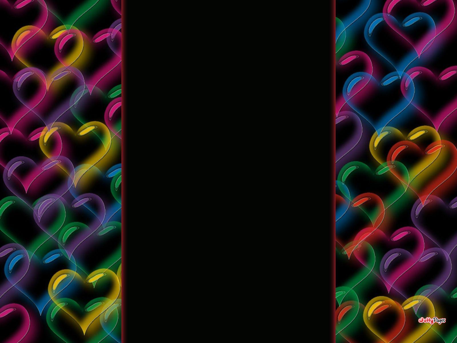 Tarjetas De Cumpleaños Neon En Hd Gratis Para Descargar 4 En