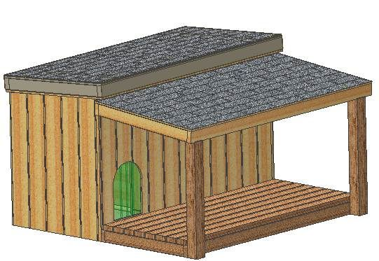 Insulated Dog House Plans Our plete Set of Plans Download