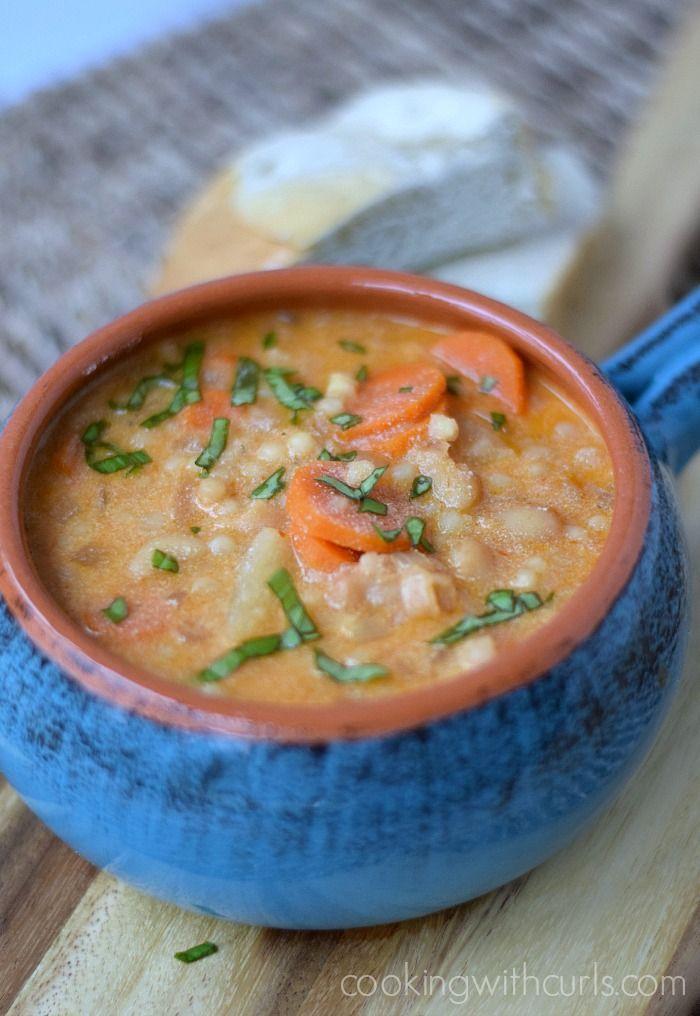 Maltese Soup Kusksu Recipe Cooking Malta Food Food