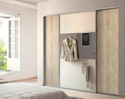 innovation sogal placard sogal duosynchro portes de placard by sogal pinterest portes de. Black Bedroom Furniture Sets. Home Design Ideas