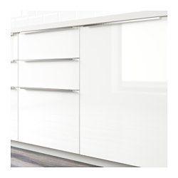 BlancCuisine Pour Lave Ikea Ringhult Façade Vaisselle Brillant wmN8n0Ov