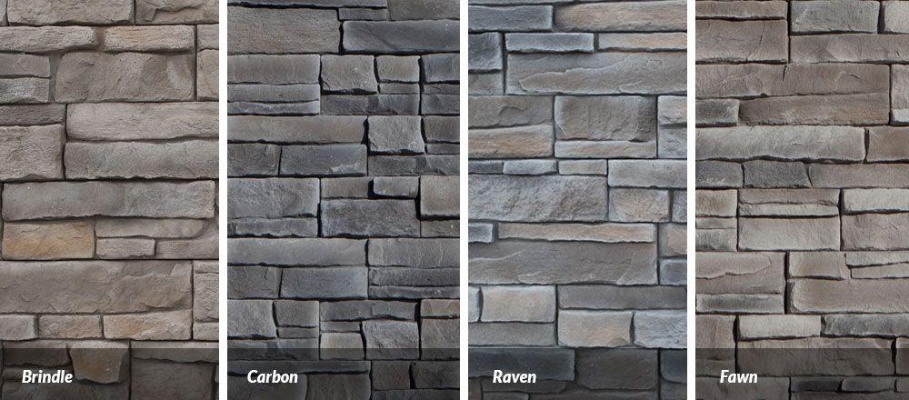 Great Lakes Stone Veneer Siding Colours Stone Veneer