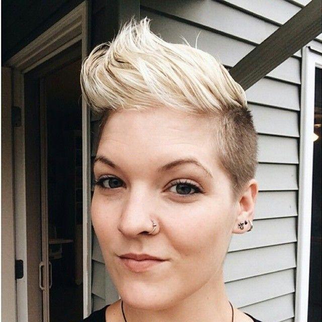 Hast Du Dünnes Haar Kein Problem Super Kurzhaarfrisuren Für Frauen