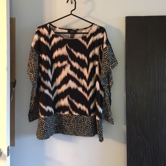 Sale‼️Gorgeous top Simply gorgeous!!Bundle Discounts allowed on everything!!! NWOT!!!! No trades!!! Offers welcomed through use of the offer button!!! Fast shipper!!! Top rated seller!!! Alfani Tops