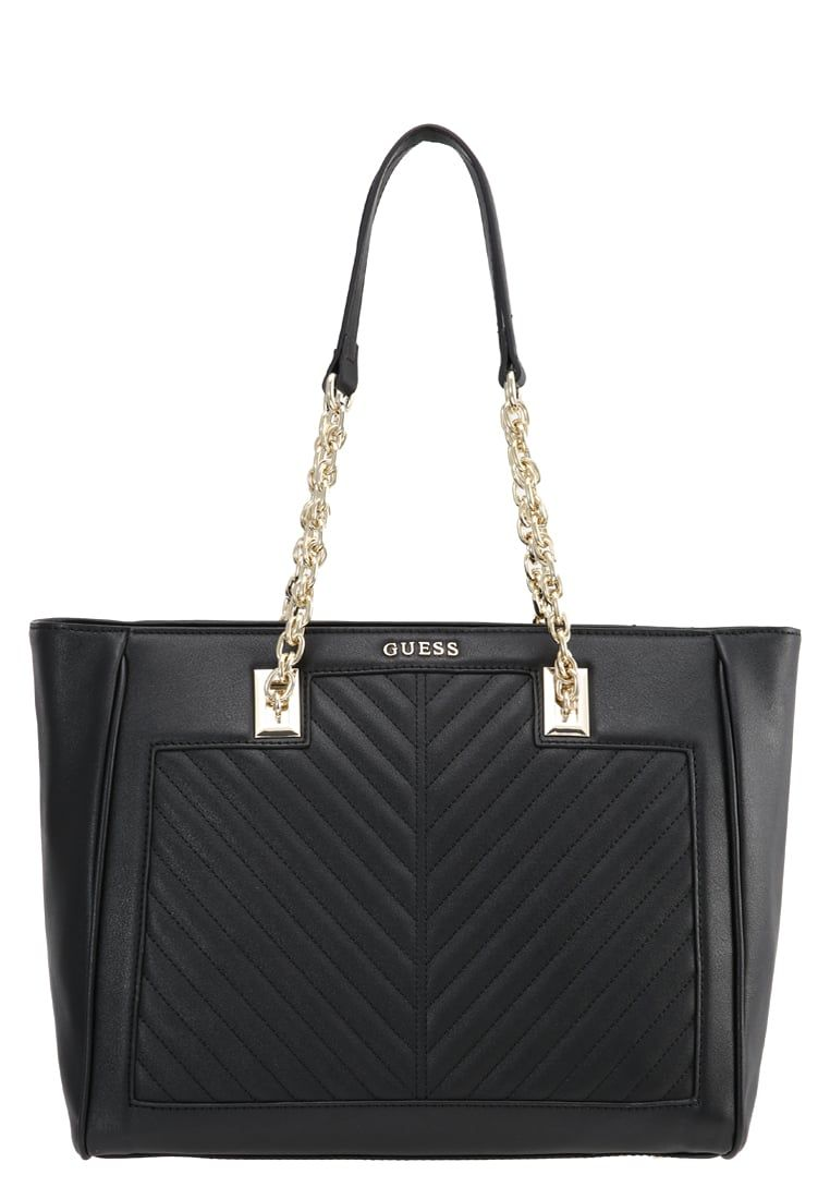 Guess ADDISON Handtasche black