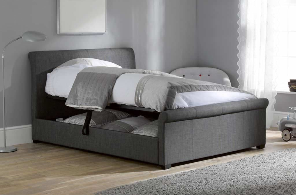 The Great Of Ottoman Storage Bed Design In 2020 With Images