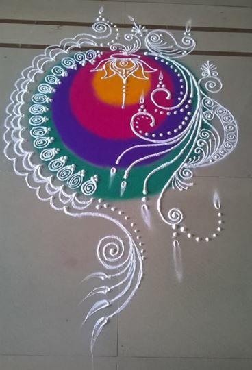 Rangoli Designs 220aa3dafec6ba17c5d5a33a57be6bc7 368x540