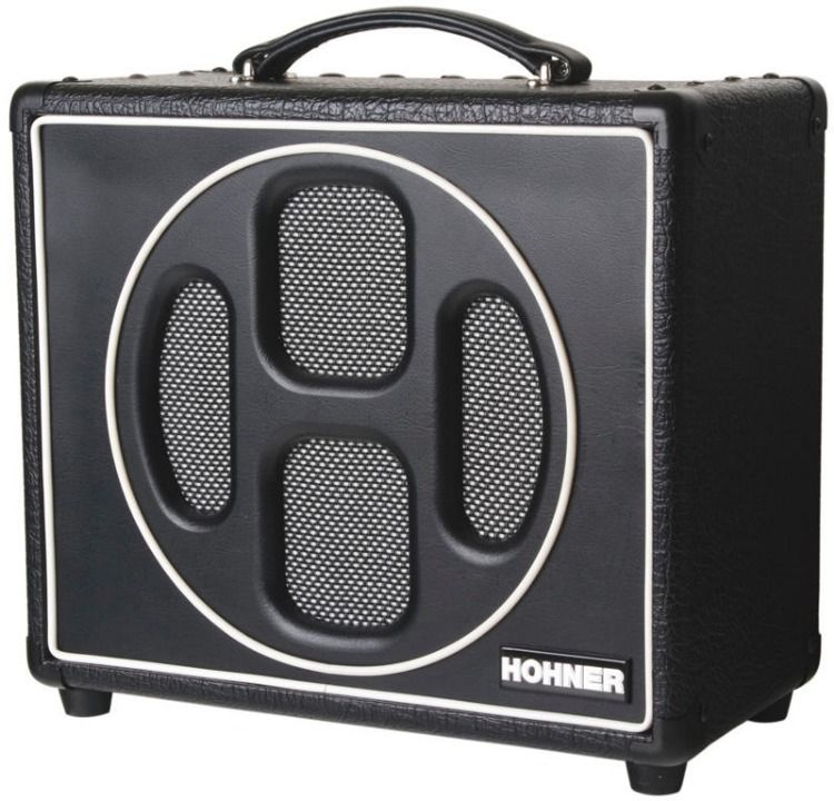 The Hoodoo Box is a 5W, Class A, hand-wired tube amp combo