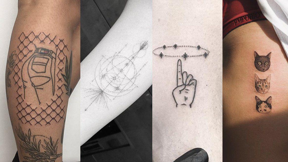 12 tattoo artists to follow on instagram feminist tattoo