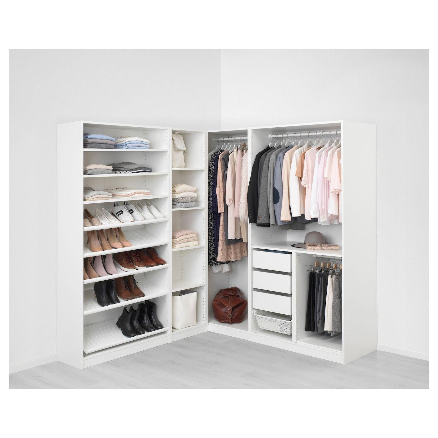 Eckschrank Schlafzimmer Eckkleiderschrank Ikea