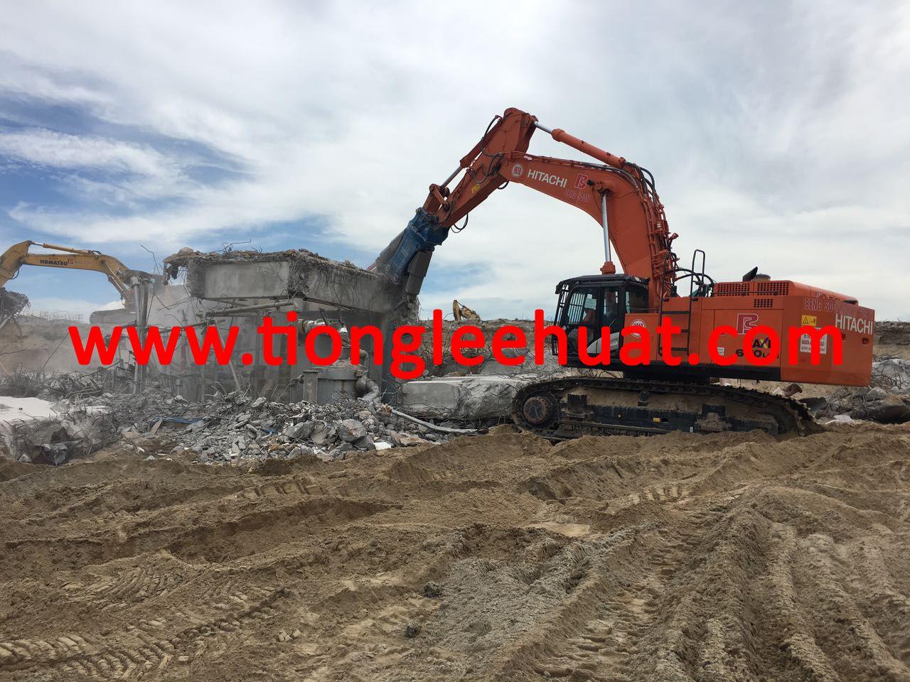 WWW TIONGLEEHUAT COM Tiong Lee Huat Machinery & Construction