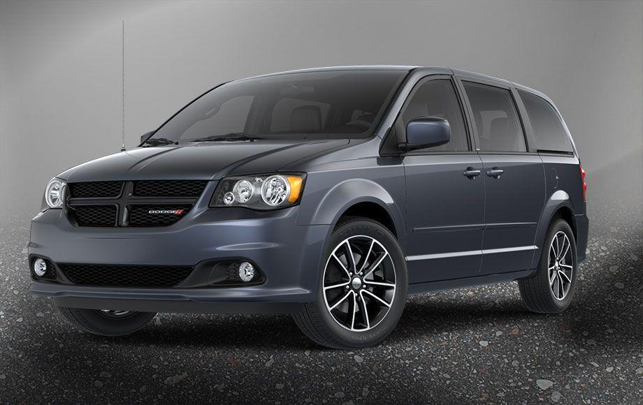 2013 Dodge Grand Caravan Blacktop Available In Maximum Steel