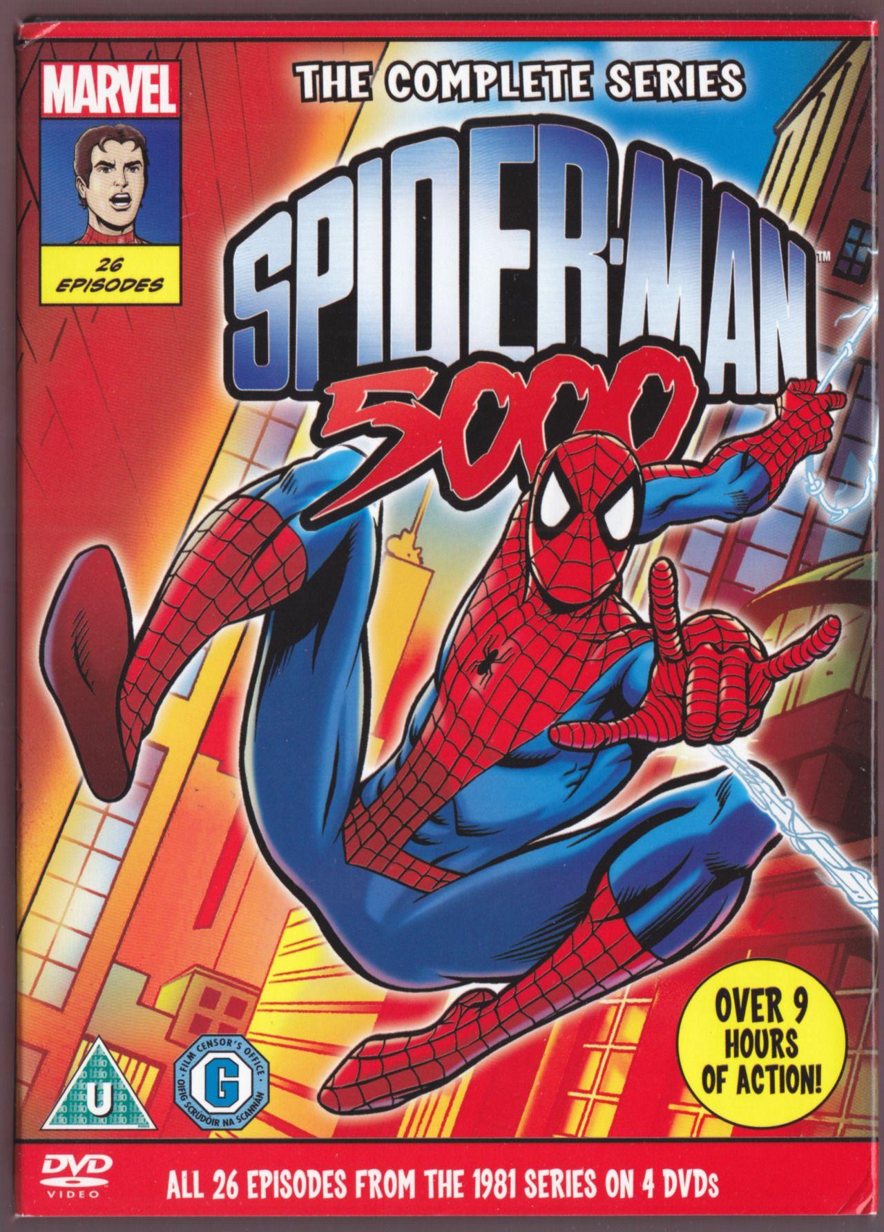 Geek broll cartoon review spiderman 5000 the
