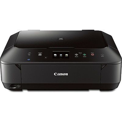 Canon Pixma Mg6620 Wireless Color Photo All In One Inkjet Printer