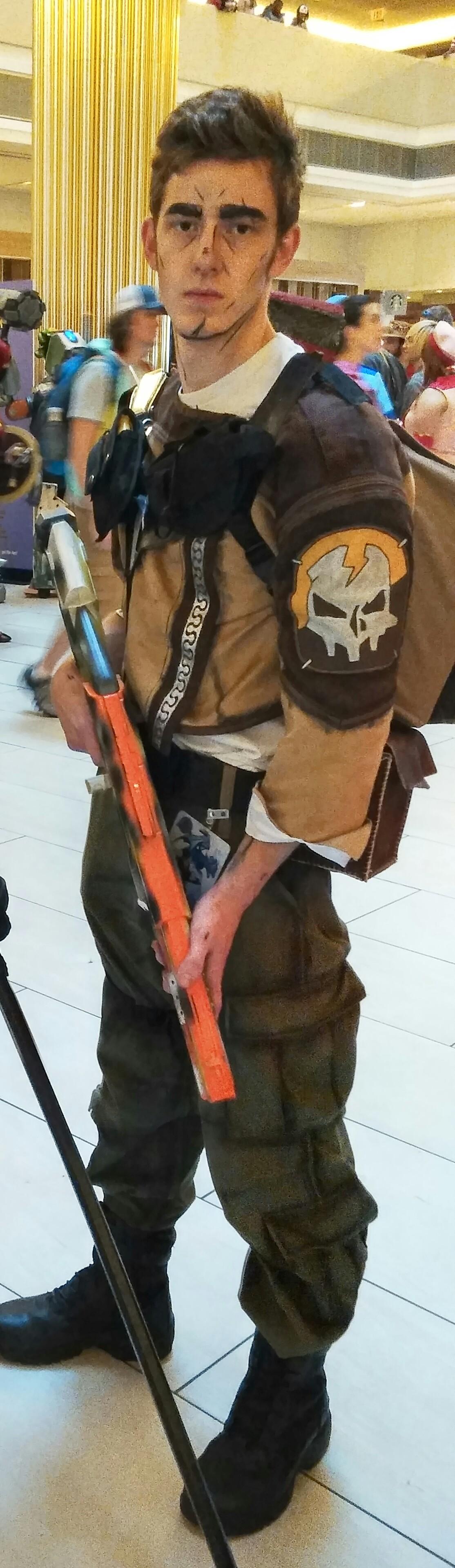 cosplay axton Borderlands 2