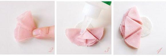Como hacer distintivos de flores despedida pinterest - Como hacer jarrones de papel ...