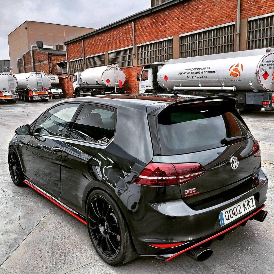 Golf 7 Gti Clubsport In 2020 Volkswagen Golf Gti Volkswagen Golf R Gti