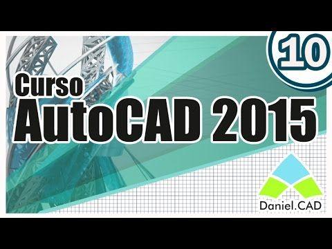 Aula 10 | AutoCAD 2015 | Comando Polygon (Criação Polígonos)
