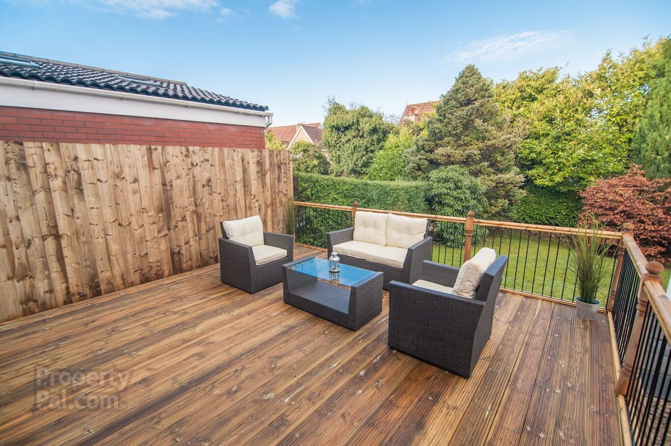 21 Abbey Gardens, Belfast #garden (With images) | Small ...