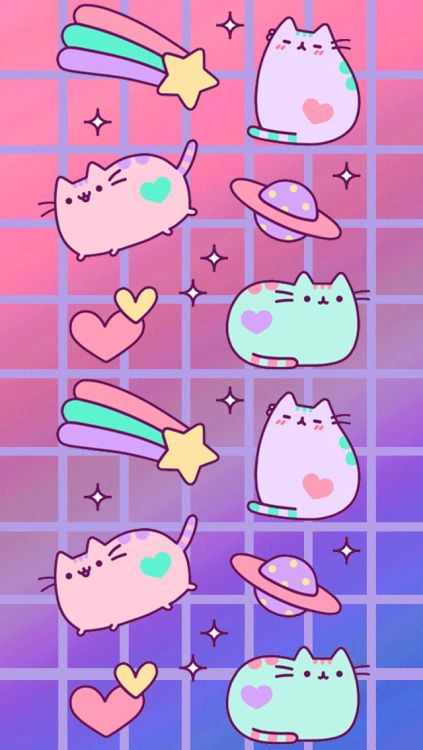 Pusheen Wallpaper Tumblr Pusheen Cute Pusheen Pusheen Cat