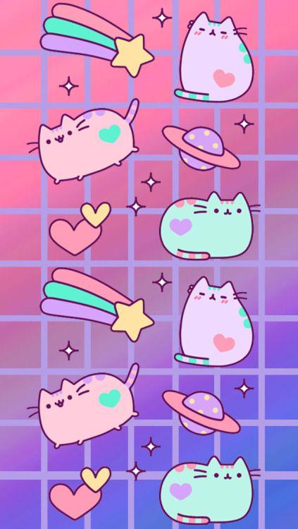 Pusheen Wallpaper Tumblr Pusheen Cat Wallpaper Pusheen Cat