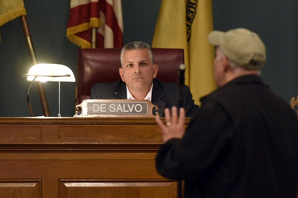 Despite the objections of nearly a dozen residents the