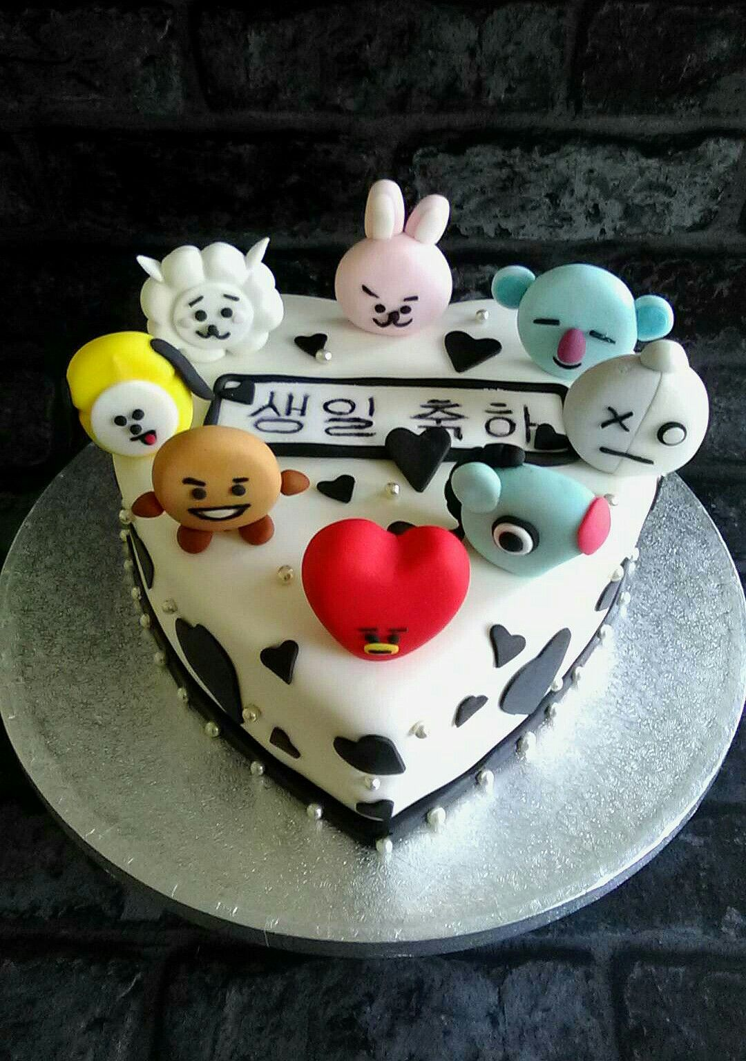 Bts Birthday Cake Bts Cake Cake Designs Birthday Bts Birthdays
