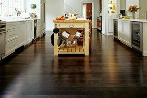 The Best Flooring Options for Kitchens | Kitchen flooring ...