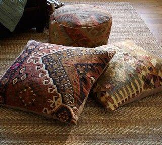 Floor Pillows Kilim Pillows Floor Pillows Pillows
