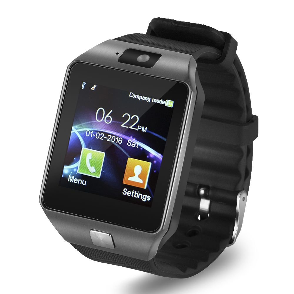 Getihu Montre Smart Watch Dz09 Numerique Poignet Avec Hommes