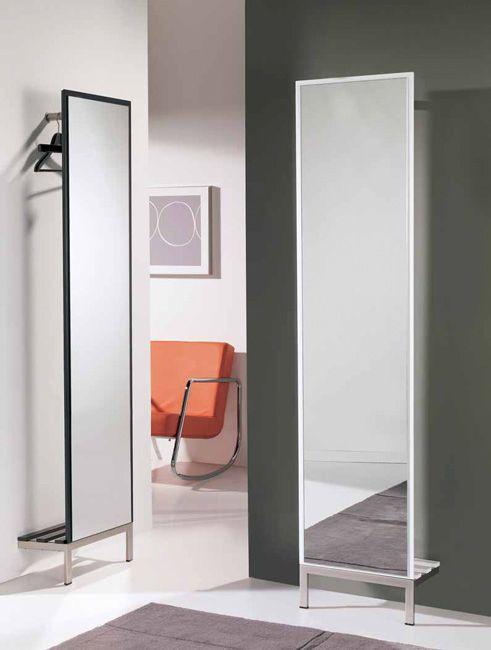 Espejos de cristal espejos de cristal baratos espejos de for Espejos recibidor baratos