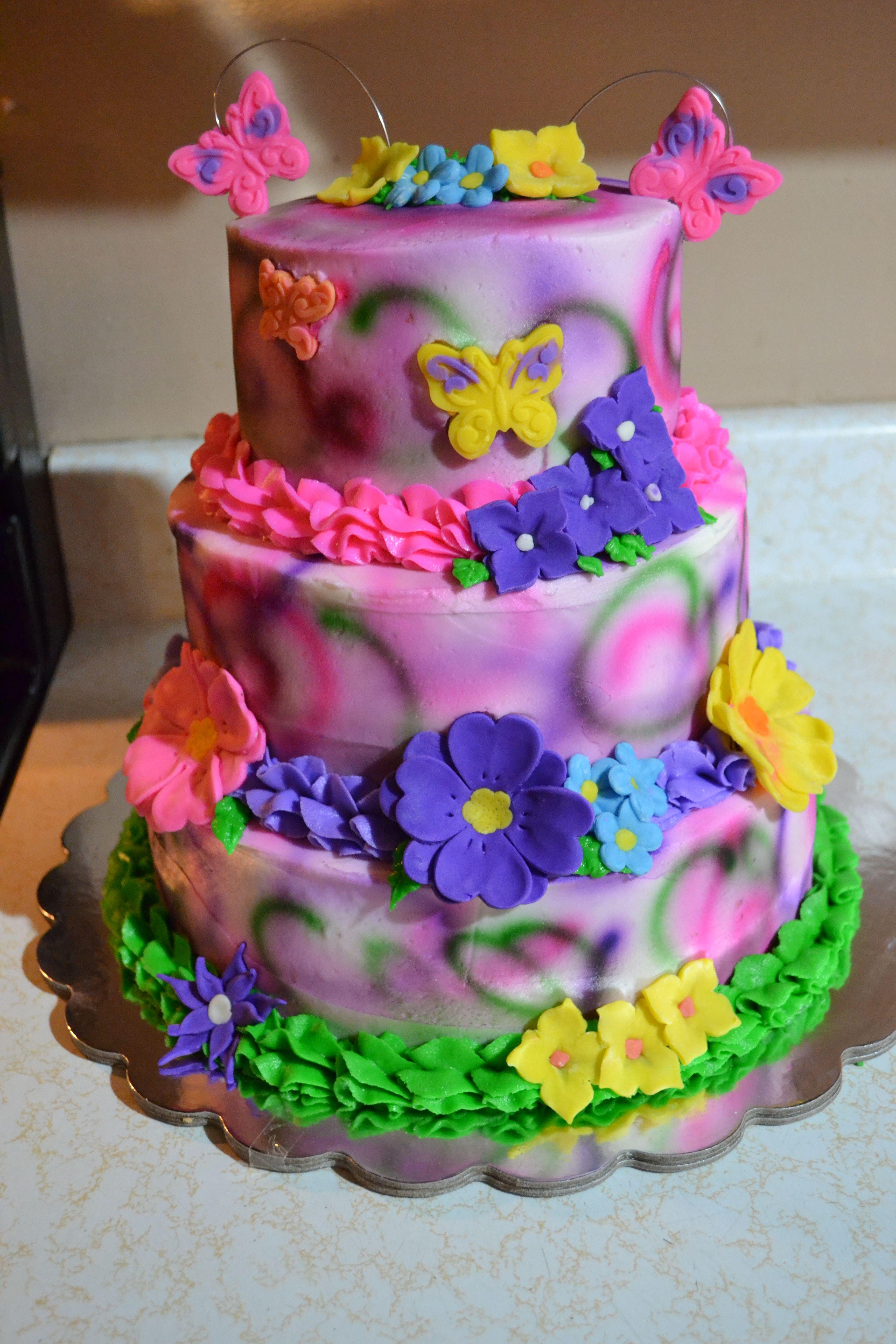 44+ Butterfly cake decorations nz ideas