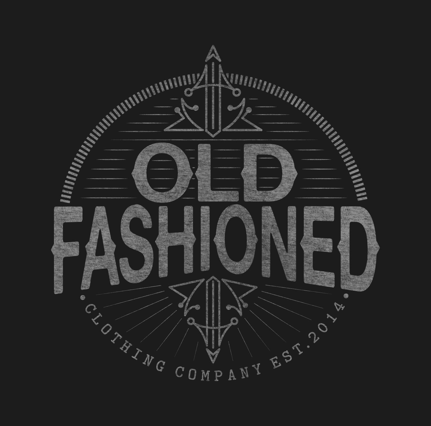 Old Fashioned Logo T | to school for cool | Logos, Logos