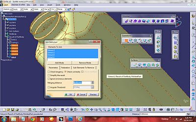CATIA V5 Tutorial: CATIA V5 Bottle Mold Design | Soft in