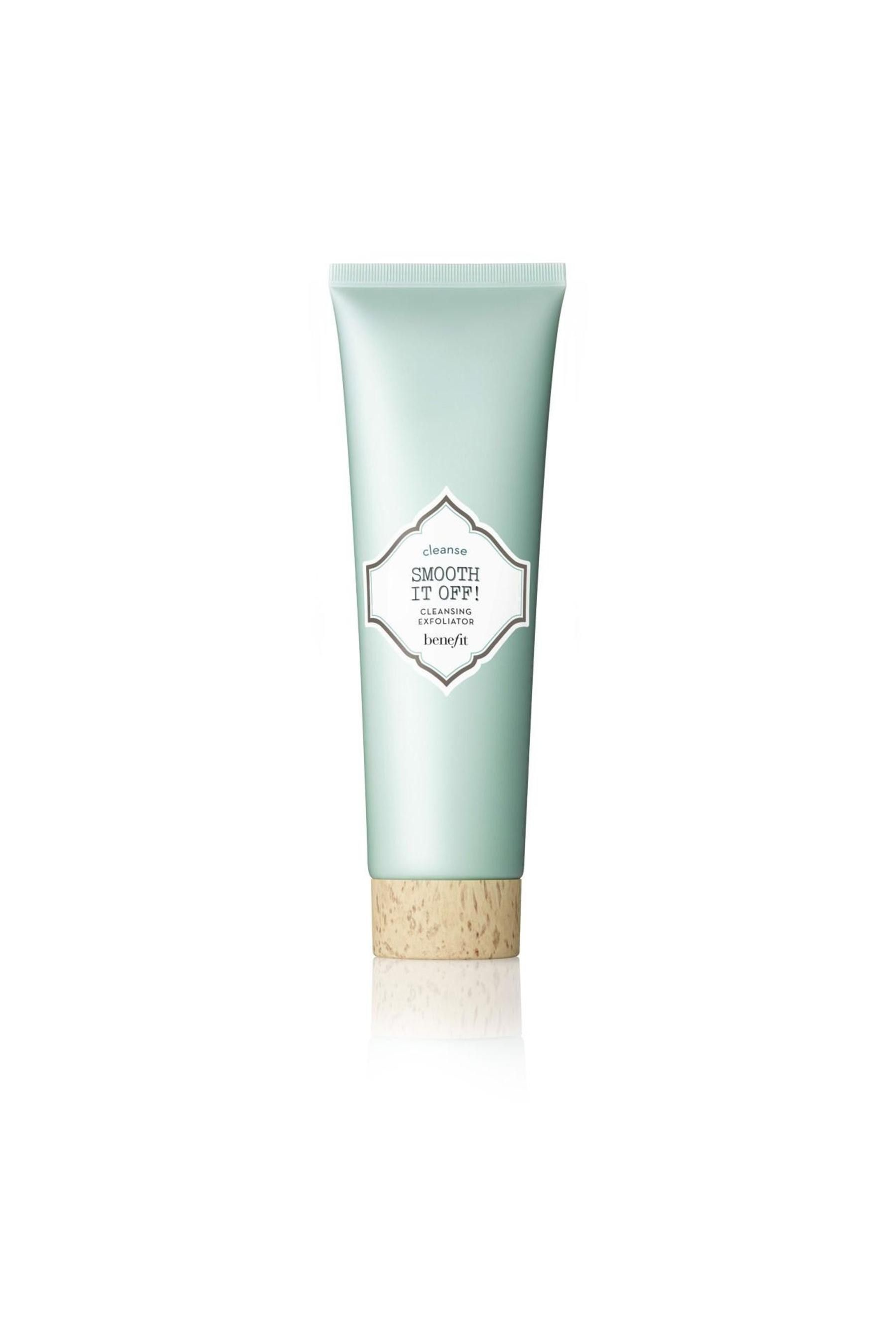 Benefit Smooth It Off Cleansing Exfoliator 127g Gentle Facial Cleanser Exfoliate Face Clear Pores