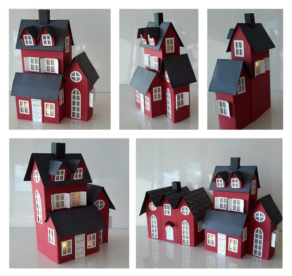 rotes haus 2 little houses pinterest haus rote h user und rot. Black Bedroom Furniture Sets. Home Design Ideas