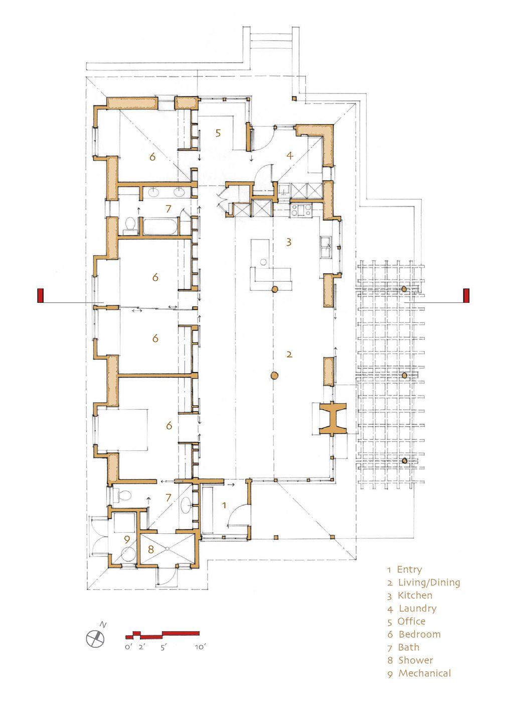 Plans Strawbale Com Store House Plans House Floor Plans Straw Bale House